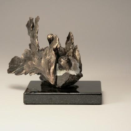 Bronze sur Granit