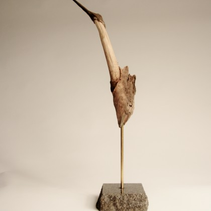 Driftwood, bord du fleuve